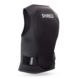 SHRED/SLYTECH SHRED 2020 FLEXI BACK PROTECTOR VEST ZIP