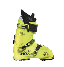 ROXA ROXA 2020 SKI BOOT R3 130 TI I.R. TONGUE NEON/NEON