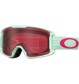 OAKLEY OAKLEY 2020 SKI GOGGLE LINE MINER YOUTH JASMINE RED