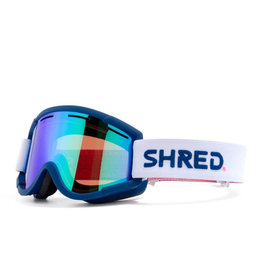 SHRED/SLYTECH SHRED 2020 SKI GOGGLE NASTIFY CLOUD BREAK-CBL PLASMA MIRROR (VLT 16%)