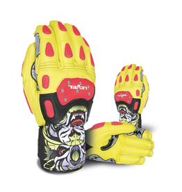 LEVEL LEVEL SKI GLOVE SQ CF RED