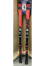 ROSSIGNOL ROSSIGNOL SKIS HERO  ATHLETE GS 24 175 + LOOK SPX 12 (USED)