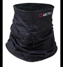 ARCTICA ARCTICA NECKWARMER-TSUNAMI BLACK