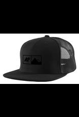 K2 SPORTS K2 HAT TRUCKER HAT BLACK 0/S