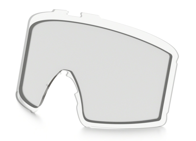 OAKLEY OAKLEY LINE MINER YOUTH REPLACEMENT LENS CLEAR