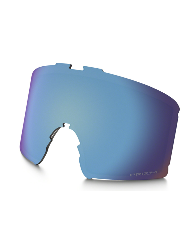 OAKLEY OAKLEY LINE MINER YOUTH REPLACEMENT LENS PRIZM SAPHIRE IRIDIUM