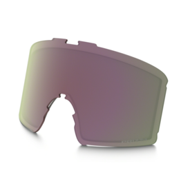 OAKLEY OAKLEY LINE MINER YOUTH REPLACEMENT LENS PRIZM HI PINK IRIDIUM