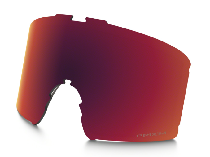 OAKLEY OAKLEY LINE MINER YOUTH REPLACEMENT LENS PRIZM TORCH IRIDIUM
