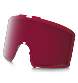 OAKLEY OAKLEY LINE MINER YOUTH REPLACEMENT LENS PRIZM ROSE