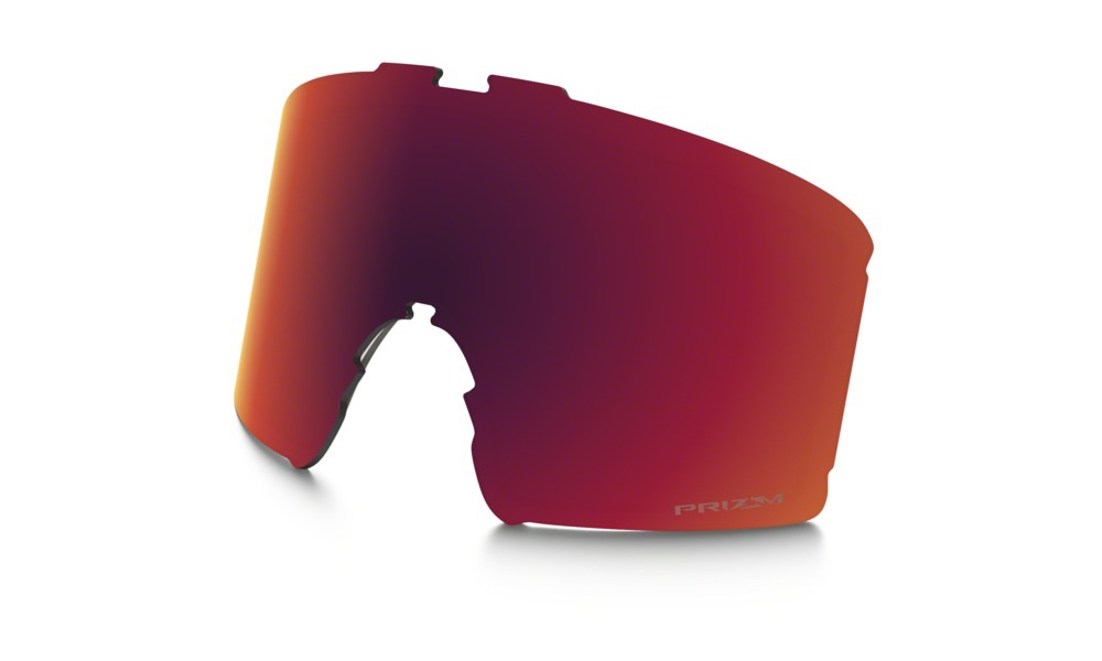 OAKLEY OAKLEY LINE MINER REPLACEMENT LENS PRIZM TORCH
