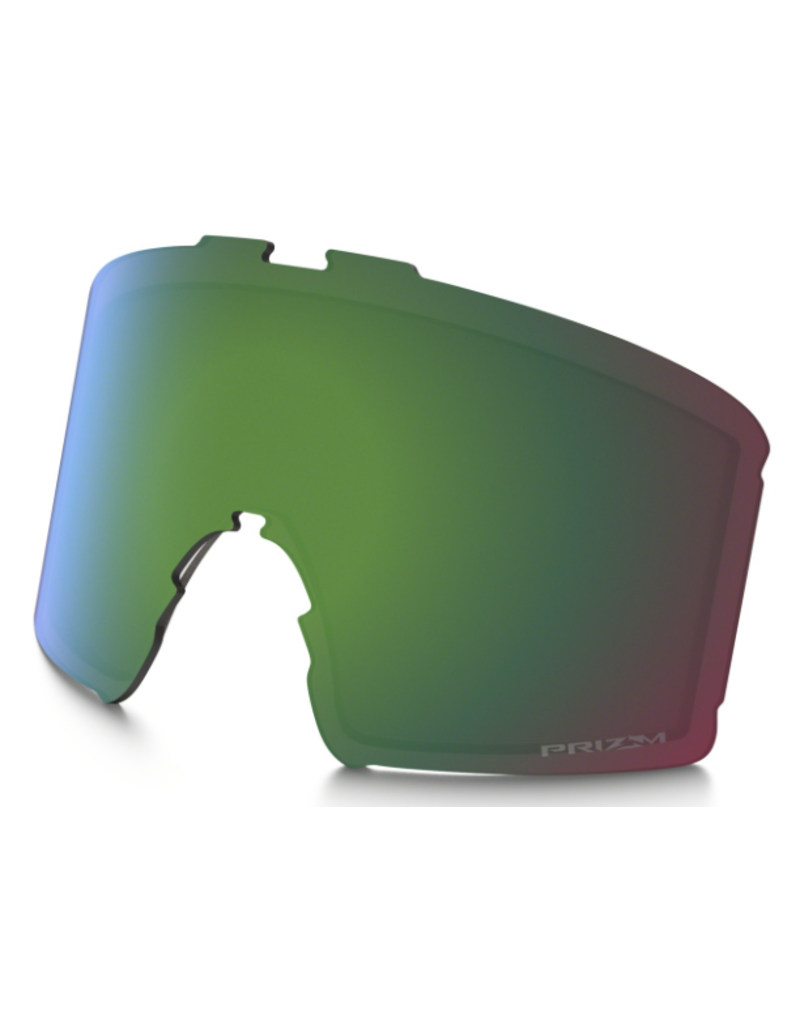 OAKLEY OAKLEY REPLACEMENT LENS LINE MINER YOUTH PRIZM JADE IRIDIUM