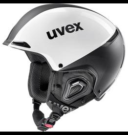UVEX UVEX 2020 SKI HELMET JAKK+ OCTO ANTHRACITE MATTE/WHITE