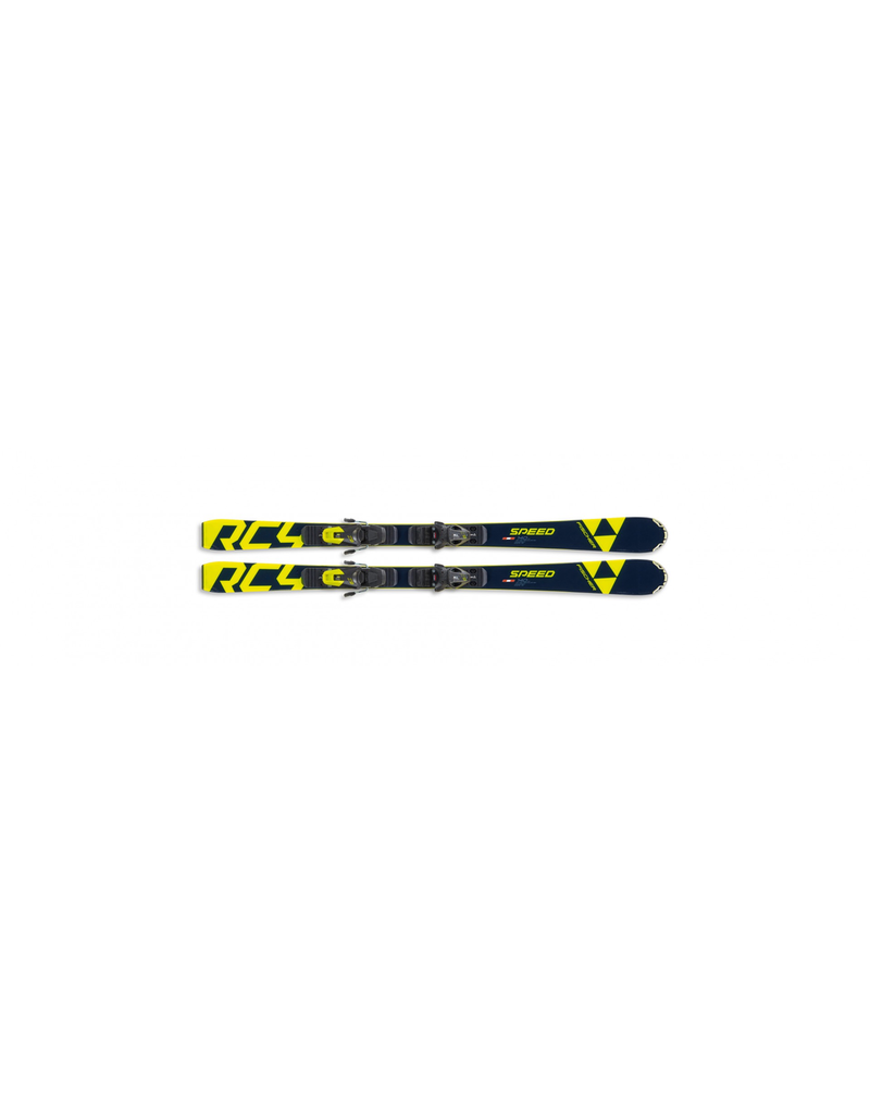 FISCHER FISCHER 2020 SKIS RC4 SPEED JR