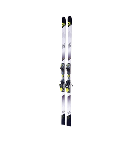 FISCHER FISCHER 2020 SKIS RC4 WORLDCUP SUPER-G JUNIOR H-PLATE