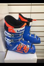 LANGE LANGE SKI BOOT RSJ 60 (POWER BLUE) USED