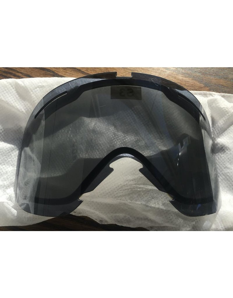 OAKLEY OAKLEY REPLACEMENT LENS O FRAME 2.0 PRO XM DARK GREY