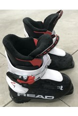HEAD/TYROLIA HEAD SKI BOOT Z1 BLACK/WHITE 17.5 (USED)