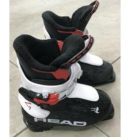 HEAD/TYROLIA HEAD SKI BOOT Z1 BLACK/WHITE 17.5 (USED)