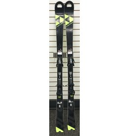 FISCHER FISCHER 2020 SKIS RC4 WC SL WOMEN INTERNATIONAL CURV BOOSTER 158CM + Z13 (USED)