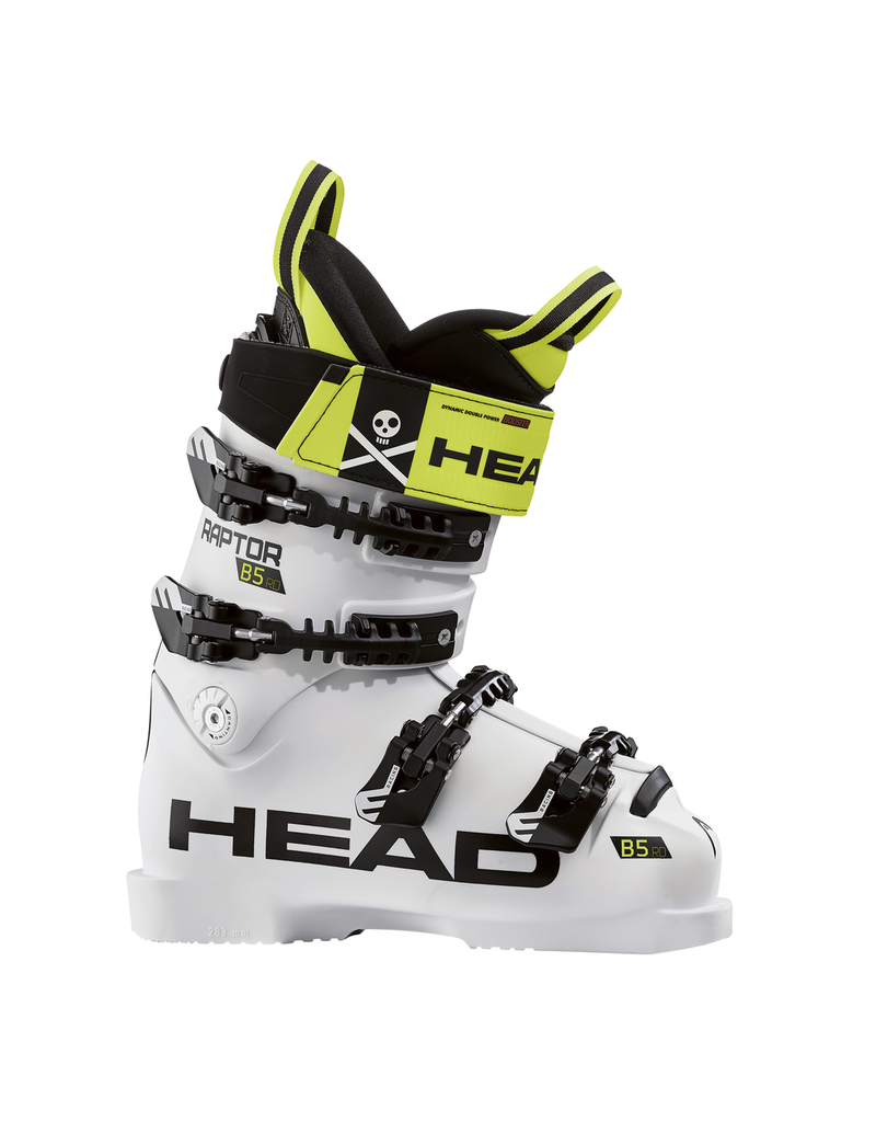 HEAD/TYROLIA HEAD 2020 SKI BOOT RAPTOR B5 RD WHITE