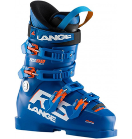 LANGE LANGE 2021 SKI BOOT RS 90 S.C. (POWER BLUE) 97MM