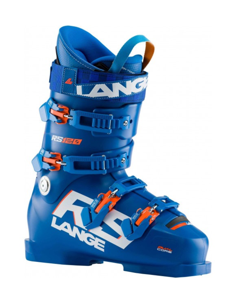LANGE LANGE 2021 SKI BOOT RS 120 (POWER BLUE) 97MM