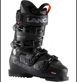 LANGE LANGE 2021 SKI BOOT RX 130 (BLACK GUNMETAL)