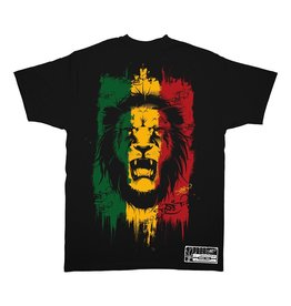 TALL T PRODUCTIONS TALL T PRODUCTION RASTA LION BLACK