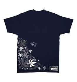 TALL T PRODUCTIONS TALL T PRODUCTION THROWBACK LEAF NAVY/GREY