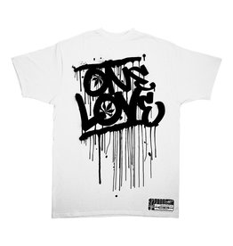 TALL T PRODUCTIONS TALL T PRODUCTION ONE LOVE WHITE/BLACK