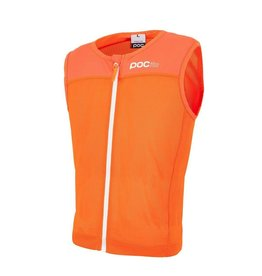 POC POC BACK GUARD POCITO VPD SPINE VEST FLUORESCENT ORANGE
