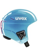 UVEX UVEX SKI HELMET RACE+ ALL CYAN