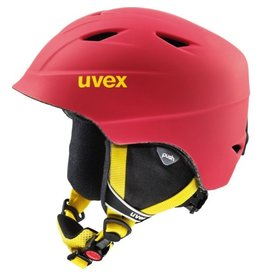 UVEX UVEX SKI HELMET AIRWING 2 PRO JUNIOR CHILIRED MATTE