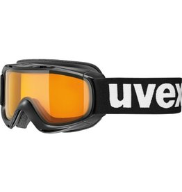 UVEX UVEX 16/17 GOGGLE SLIDER BLACK DL/LASERGOLD LITE S1
