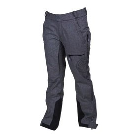SYNC SYNC PERFORMANCE SKI PANTS WOMENS 8120 ZIP OFF PANT MELANGE