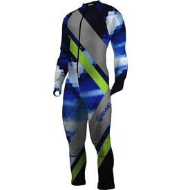 SYNC SYNC PERFORMANCE 2018 RACE SUIT VOODOO GS ADULT BLUE/LIME