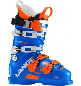 LANGE LANGE 2019 SKI BOOT RS 130 (POWER BLUE) 97MM