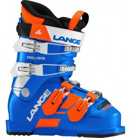 LANGE LANGE 2019 SKI BOOT RSJ 65 (POWER BLUE)