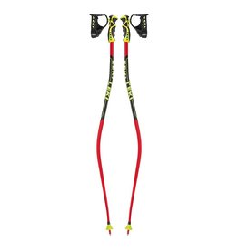 LEKI LEKI SKI POLE WC RACING SUPER-G/DOWNHILL RED