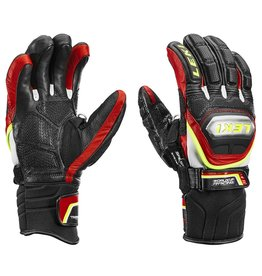 LEKI LEKI SKI GLOVE WC RACE TI S SPEED SYSTEM BLACK/RED