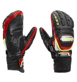 LEKI LEKI SKI GLOVE WC RACE TI S MITT SPEED SYSTEM BLACK/RED