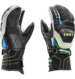 LEKI LEKI 2018 SKI GLOVE WC RACE FLEX S LOBSTER JUNIOR BLACK/RED