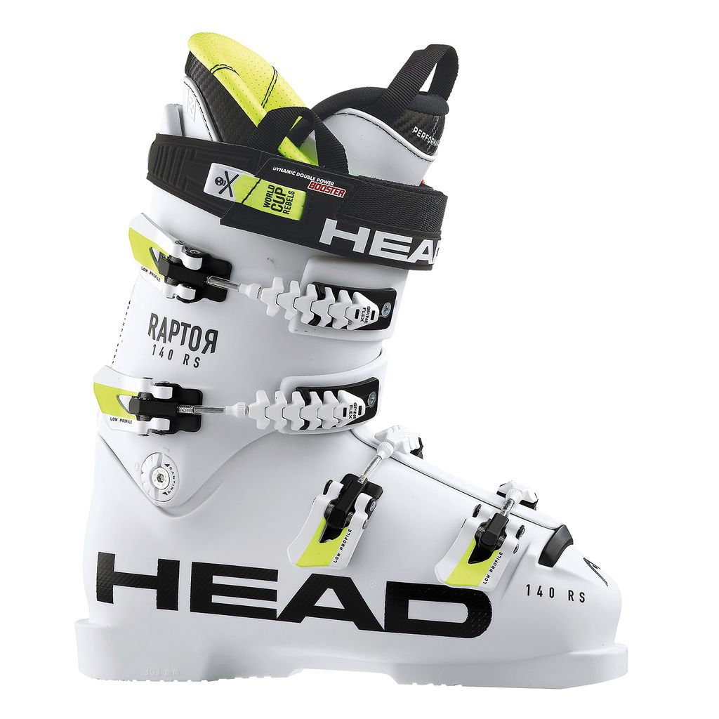 HEAD/TYROLIA HEAD 2019 RAPTOR SKI BOOT 140 RS WHITE