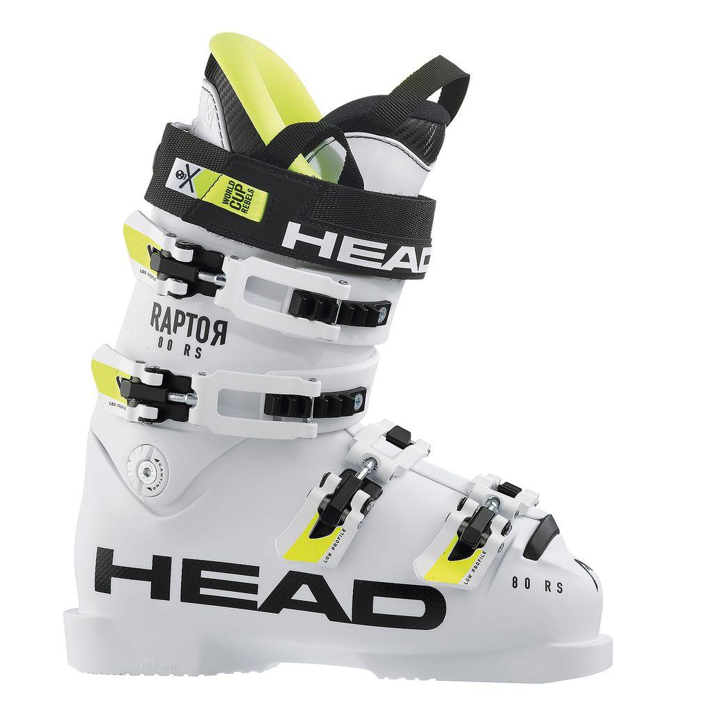 HEAD/TYROLIA HEAD 2019 SKI BOOT RAPTOR 80 RS WHITE