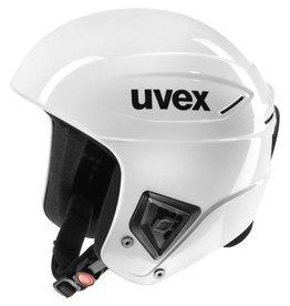 a61df296705 UVEX UVEX 2019 SKI HELMET RACE+ FIS ALL WHITE