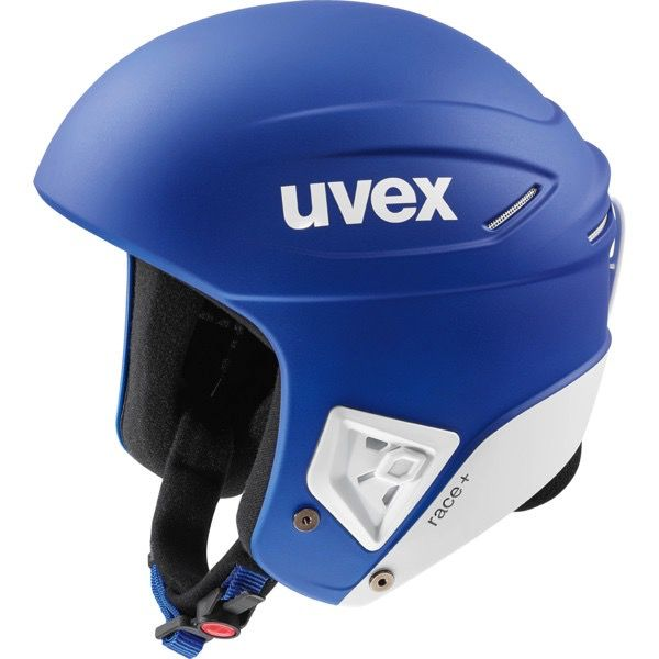 UVEX UVEX 2019 SKI HELMET RACE+ FIS COBALT-WHITE MAT