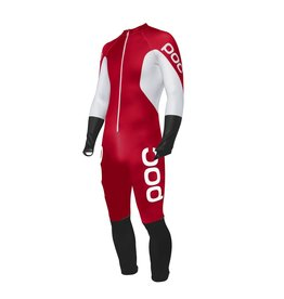POC POC 2019 RACE SUIT SKIN GS JUNIOR RED/WHITE