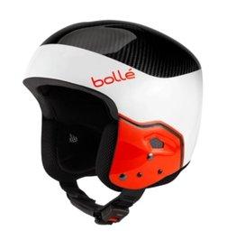 BOLLE BOLLE SKI HELMET MEDALIST CARBON PRO WHITE/RED