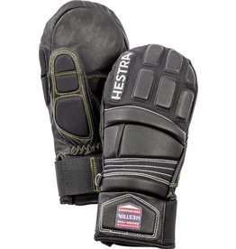 HESTRA HESTRA 2019 SKI GLOVE IMPACT RACING JUNIOR MITT BLACK