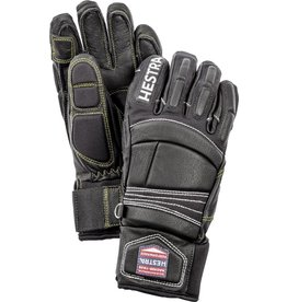 HESTRA HESTRA SKI GLOVE IMPACT RACING JUNIOR BLACK